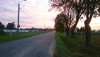 Droga do Borzęcina