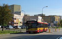 Autobus 136 na Cynamonowej