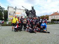 Wspólna fotka w Malborku