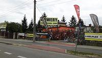 Sklep rowerowy w Łomiankach