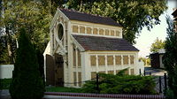 Dawna kaplica grobowa Tyszkiewiczów w Lwówku