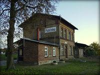 Stacja Pszczew - nieczynna