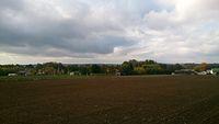 Panorama na Czerniejów