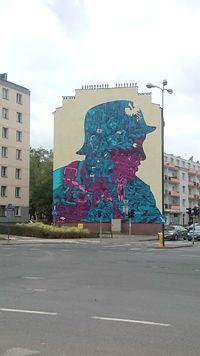 Mural na Woli