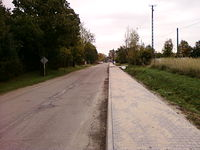 Nowy chodnik w Żytowicach