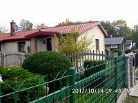 Jeszcze mniejsze domki przy ulicy Józefa Bema