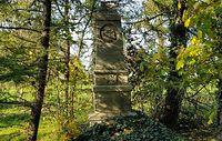 Stare Chrapowo (niem.Alt Grape) Pomnik poświęcony mieszkańcom wsi poległym w I wojnie światowej