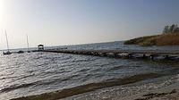 Wierzbno (niem.Werben) Jezioro Miedwie