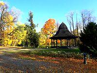 Jesień w Parku Staszica VI