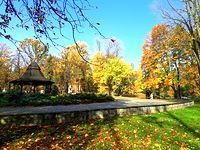 Jesień w Parku Staszica III