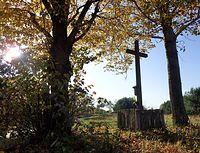 Krzyż przy Mirowskim Trakcie