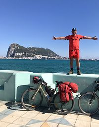 Z Gibraltarem w tle