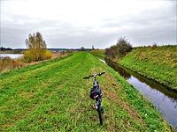 Jesień na rowerze - okolice Tczewa
