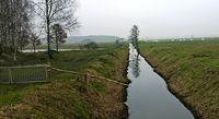 Zdjęcie z mostku, gdzie często się zatrzymuję - na skraju Sławoszewa