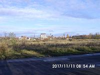 Panorama centrum Bytomia strony ulicy Wojciecha Kilara