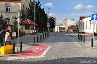 Jaworzno - Ulica Plac Świętego Jana