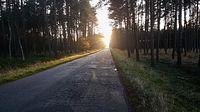 Droga Stawno - Strumiany