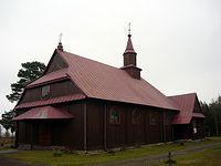 Kościół drewniany pw. św. Michała Archanioła w Czarni