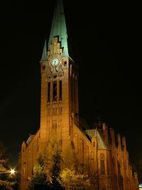 Kościół Jezuitów na placu Kościeleckich w Bydgoszczy