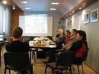 Spotkanie zarządu ŚIR