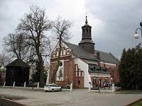 Piaseczno - kościół