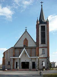 Kościół w Jednorożcu