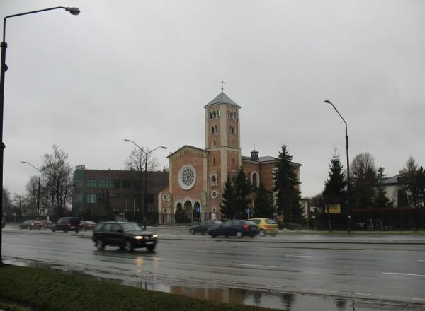 Kościół w Pyrach