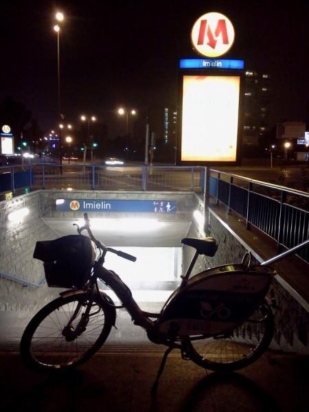Veturilo - Warszawski Rower Publiczny