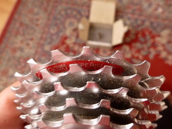 Rarytasik dla szoski. Nieśmigane siedmiorzędowe HG 70