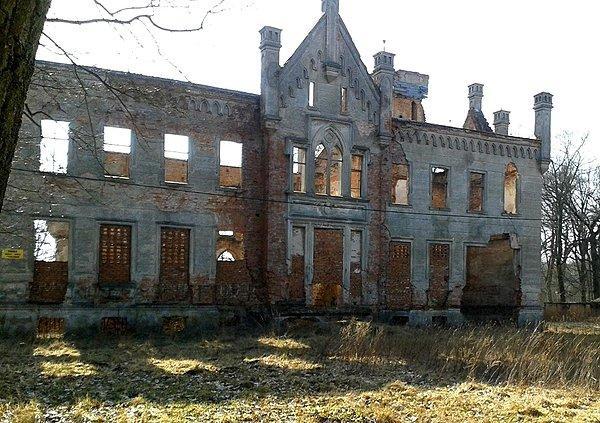 Pałac w Karkowie