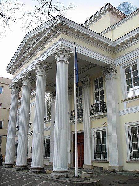 Ambasada Królestwa Belgii