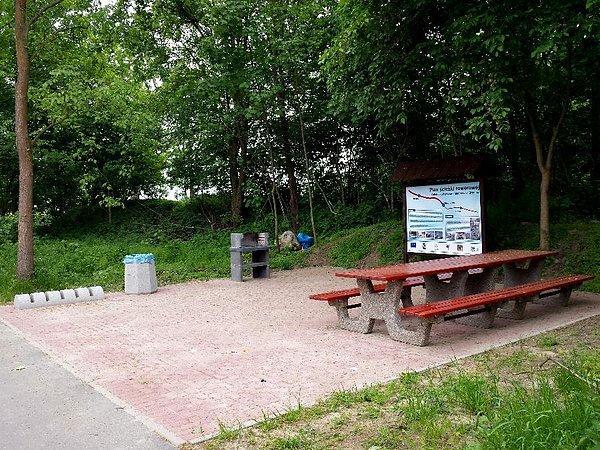 Nowe miejsce na wypoczynek na DDR-ce do Kosina