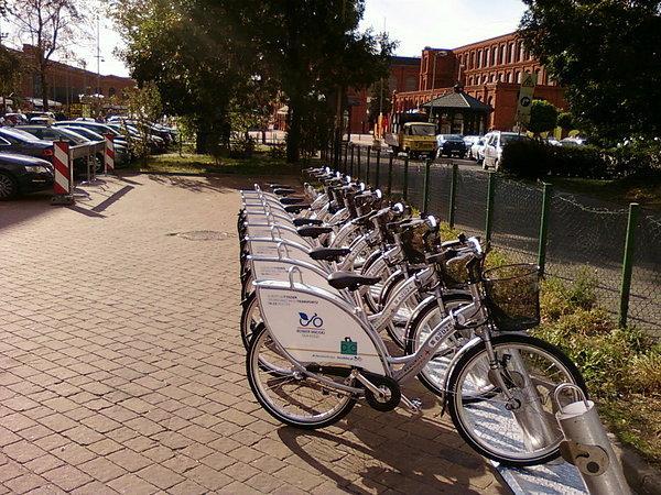 Rower publiczny