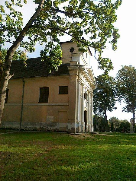 Kościół w Lipkowie