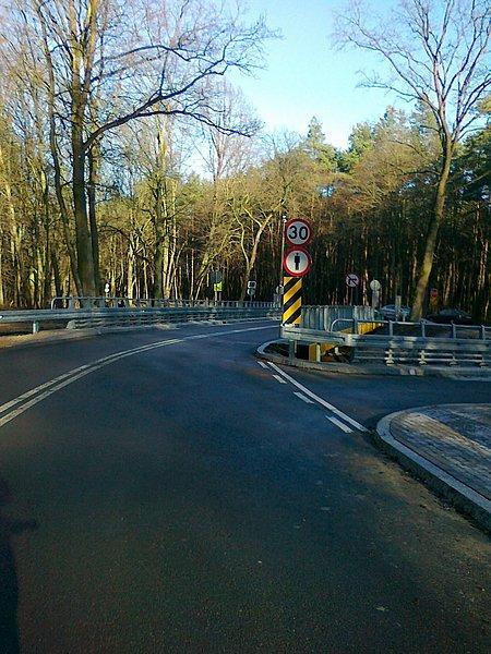 Most w Lipkowie po remoncie