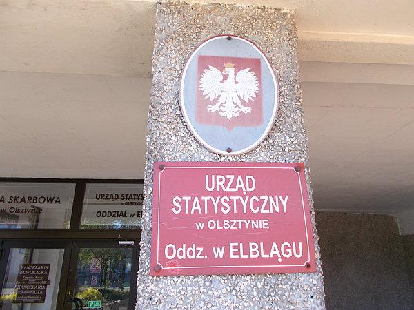 Odwiedziny w Urzędzie Statystycznym