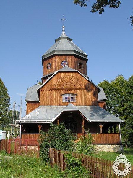 Cerkiew w Roztoce