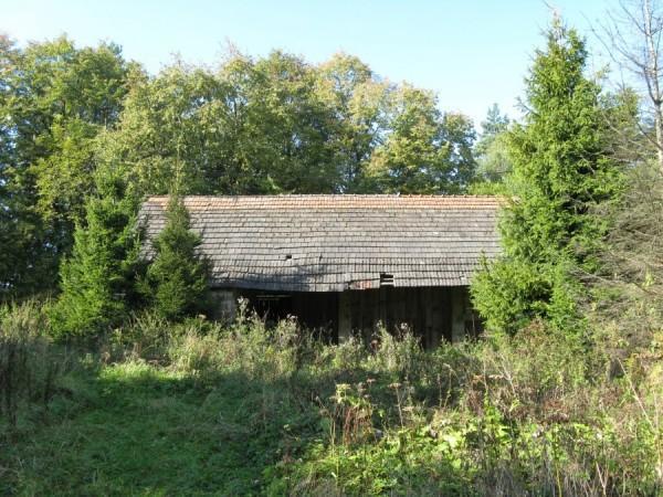 Ruiny domu na 3