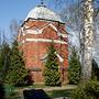 Kaplica na cmentarzu wojennym - Jeżów