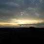 Zachód słońca w Bytomiu