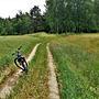 Objazd trasy - Tczewskiego Crossu Rowerowego