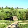 Tereny nieistniejącej już wsi Radziejowa, niedaleko Stężnicy